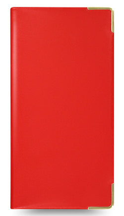 The Economist 2021 Wallet Diary - Red