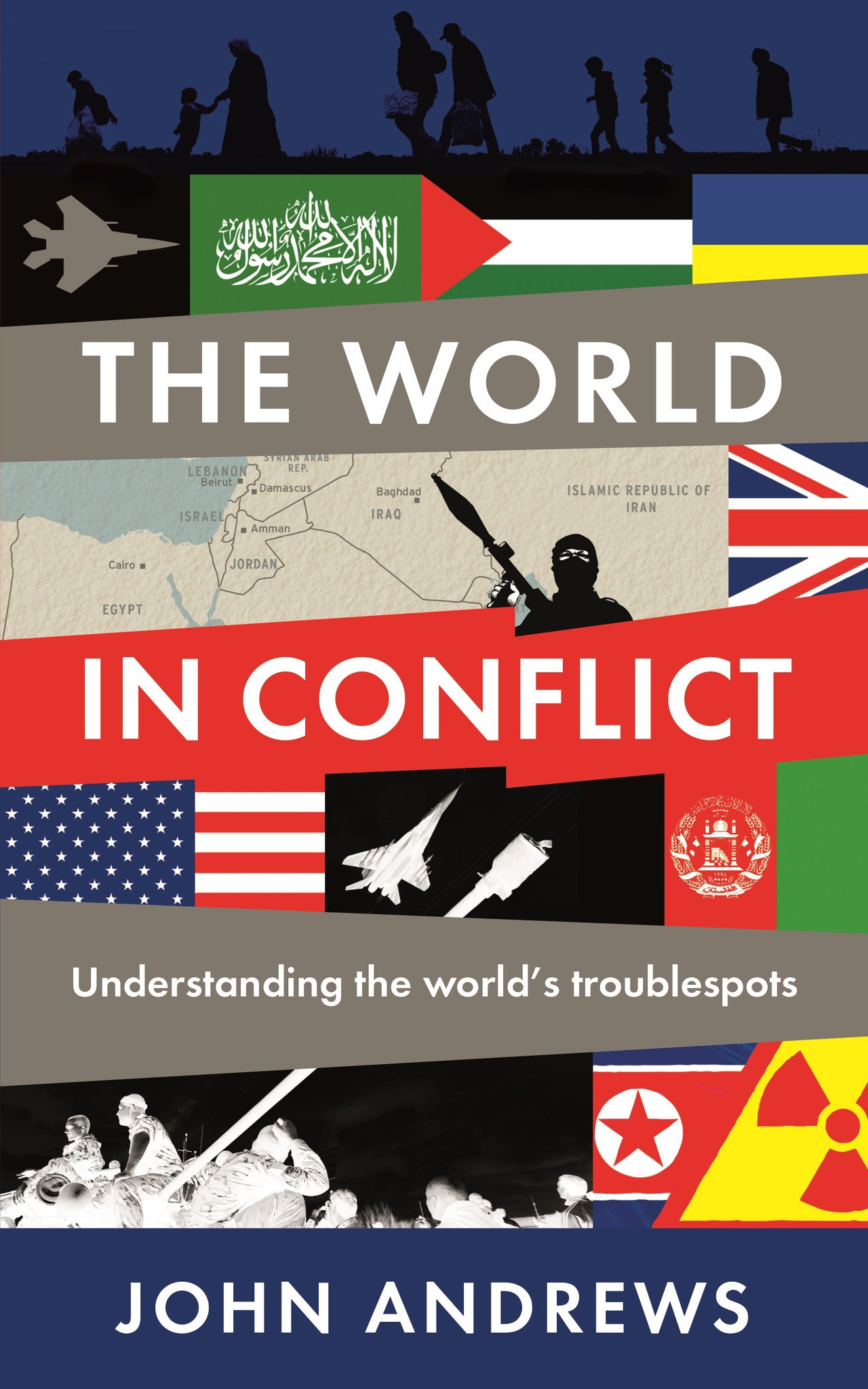 The World in Conflict - 1st Edition