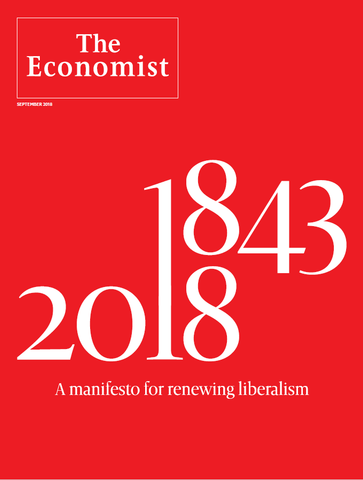 A Manifesto for Liberalism (Free from The Economist)