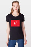 Women's T-Shirt: B Sharp #