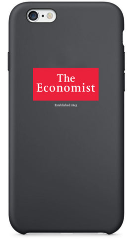 The Economist I-Phone Case: Established 1843