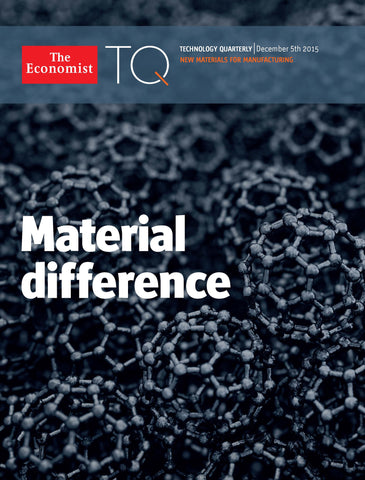 Technology Quarterly: Material difference