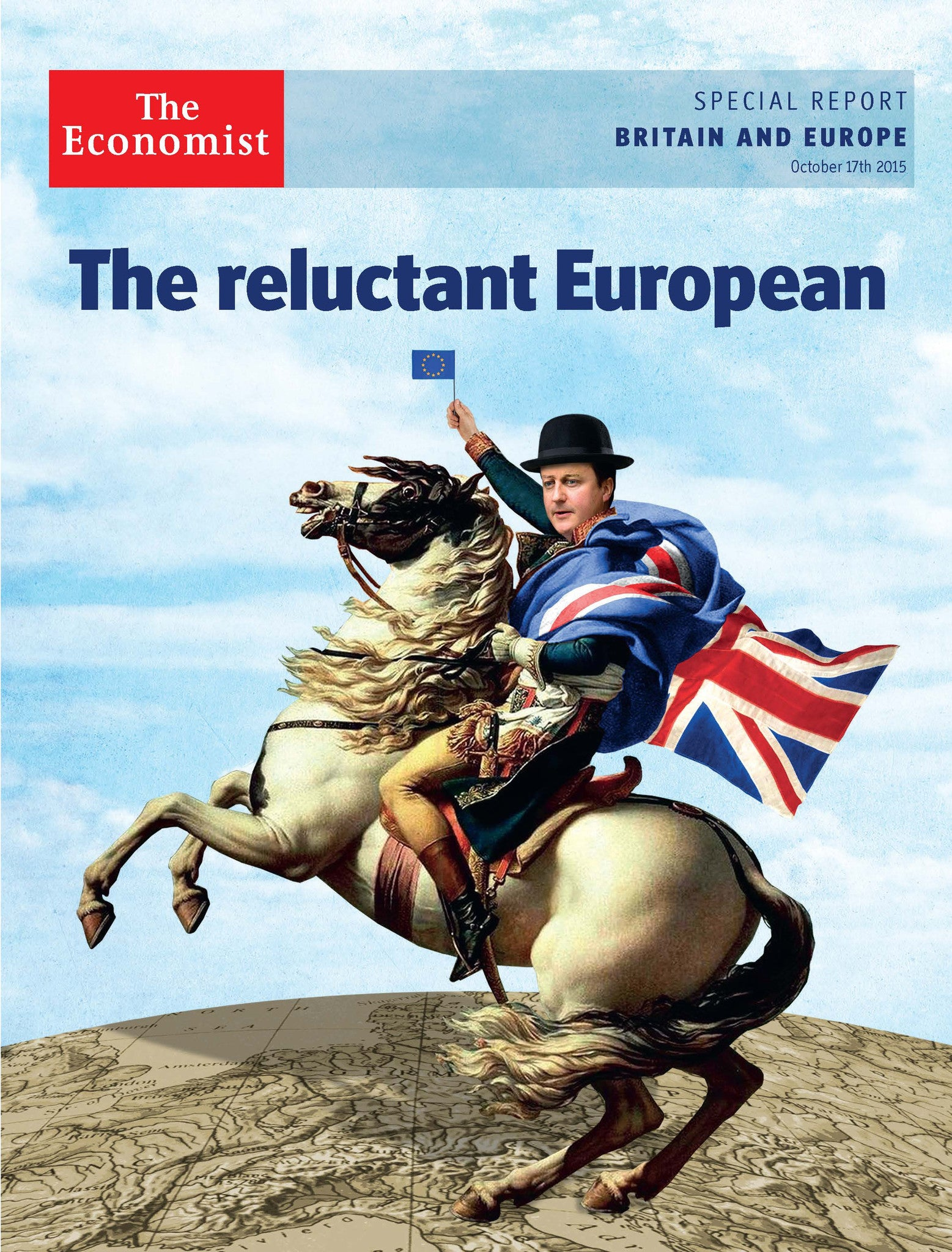 Special Report on Britain and Europe