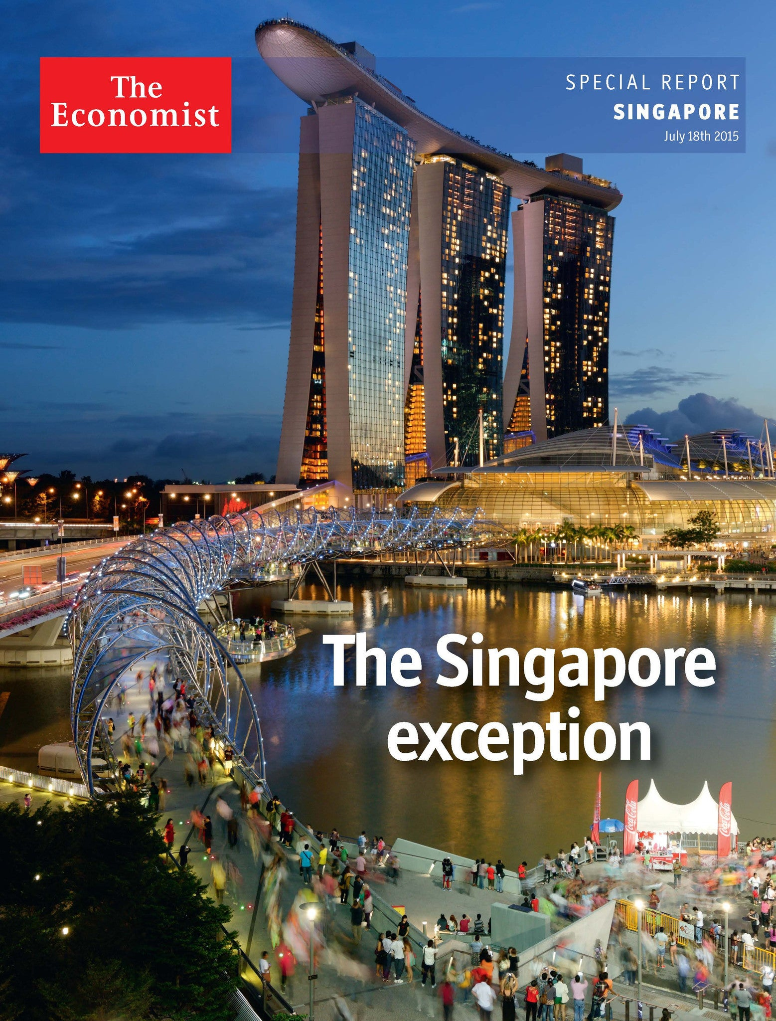 Special report in audio: Singapore