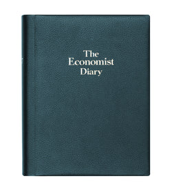The Economist 2021 Page-a-day Desk Diary - Blue