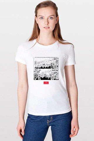 Women's T-Shirt: Buy! Buy! Sell! from Kal