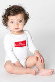 Baby Infant Unisex Long Sleeve One-Piece: Established 1843