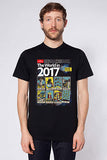Men's T-Shirt: The World in 2017