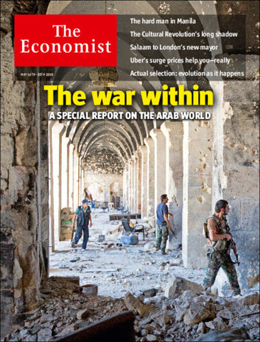 The Economist in Audio - May 14th 2016