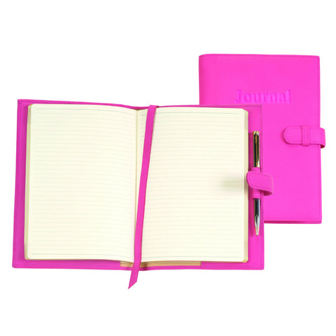 Personalized Nappa Leather Padfolio Journal