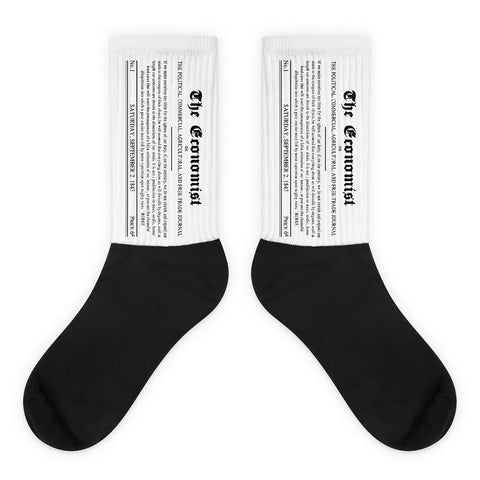 The Economist Comfortable Sublimated Socks