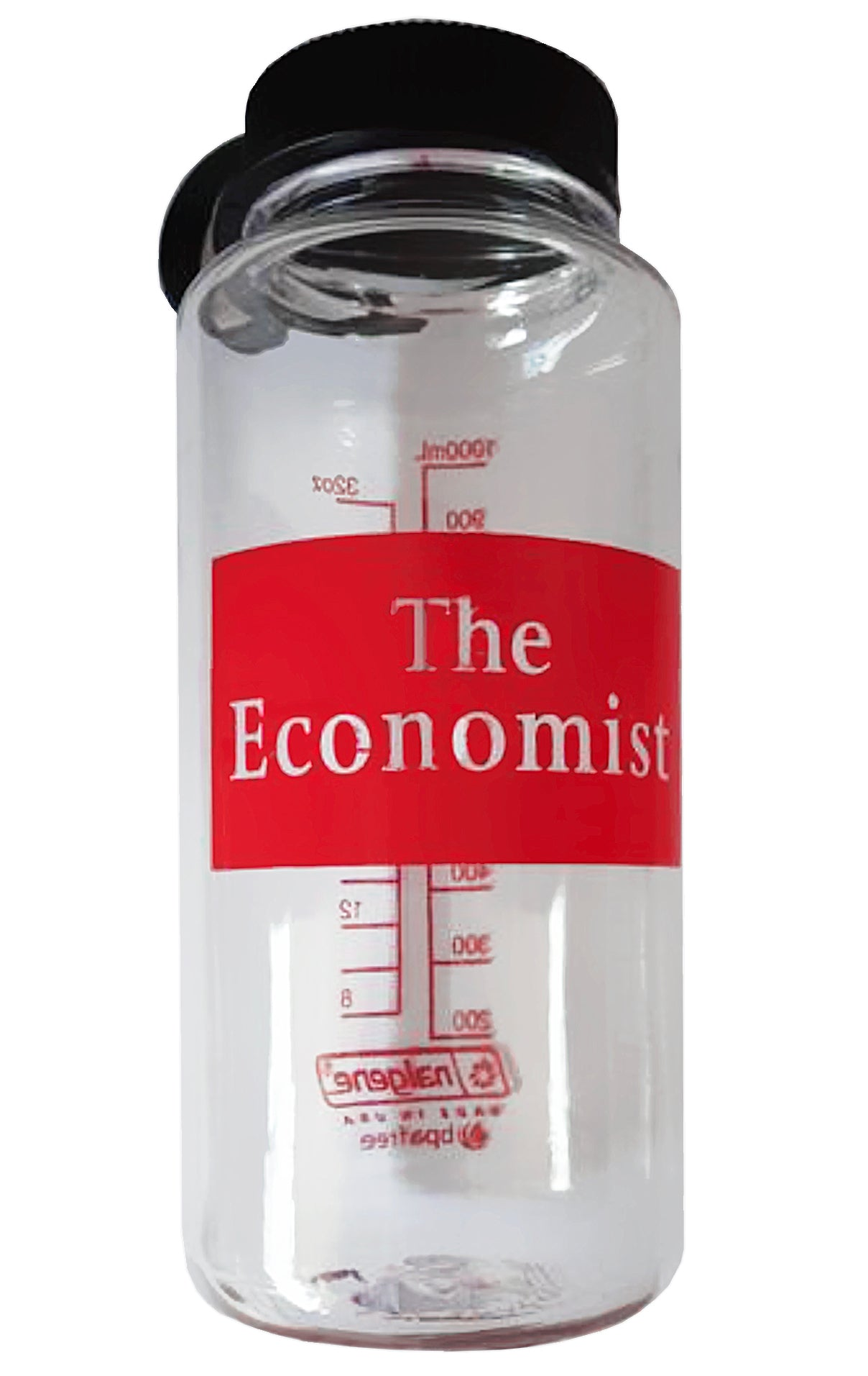 The Economist 32 Oz. Wide Mouth Nalgene Water Bottle