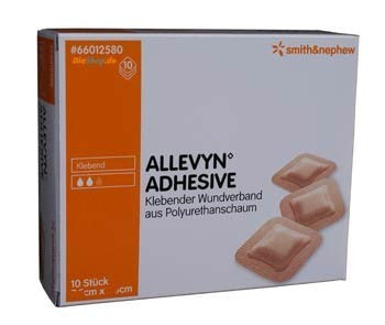 Allevyn Foam Border Dressings by Smith & Nephew (IN-STORE ONLY!)