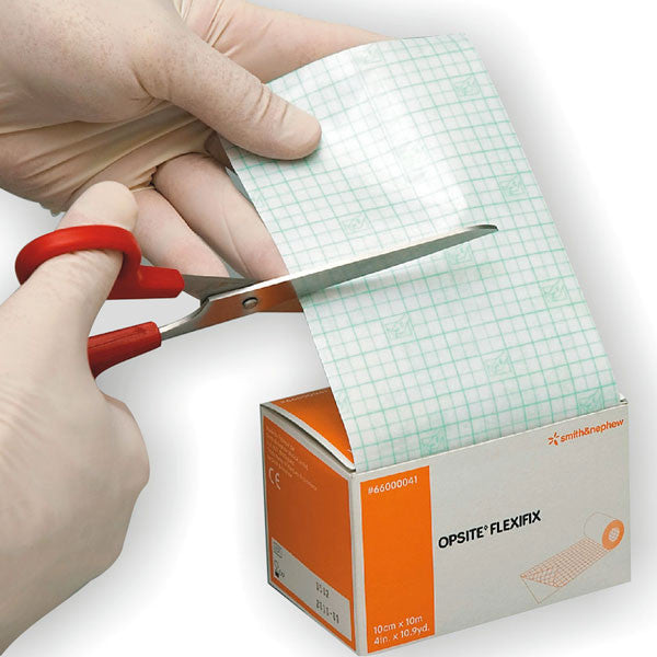 Opsite Flexifix Transparent Film Tape By Smith Amp Nephew