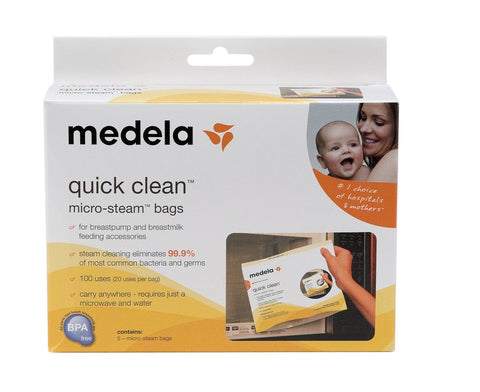 Medela™ Quick Clean™ Micro-Steam Bags