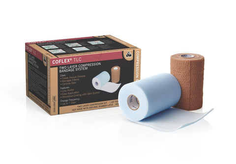 Coflex TLC 2-layer Compression Wrap
