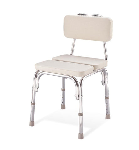 Padded Shower Chair by Medline