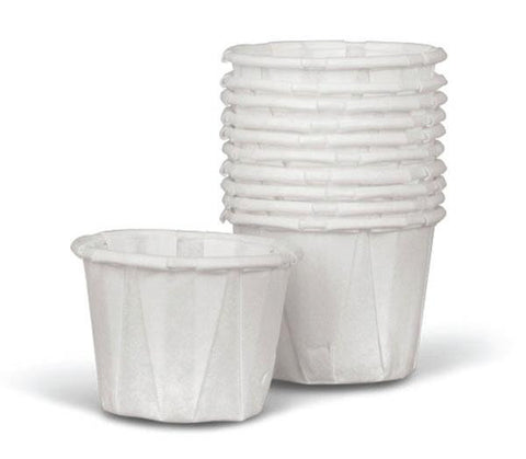 Disposable Paper Souffle Cups