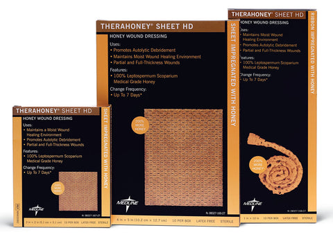 TheraHoney HD Dressing by Medline