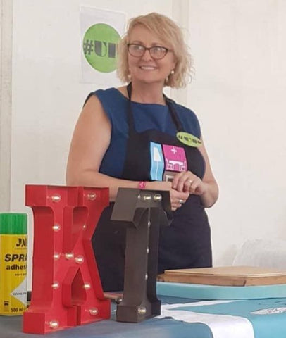Kate Holt - Founder of Painters Business Academy - Colour Me KT