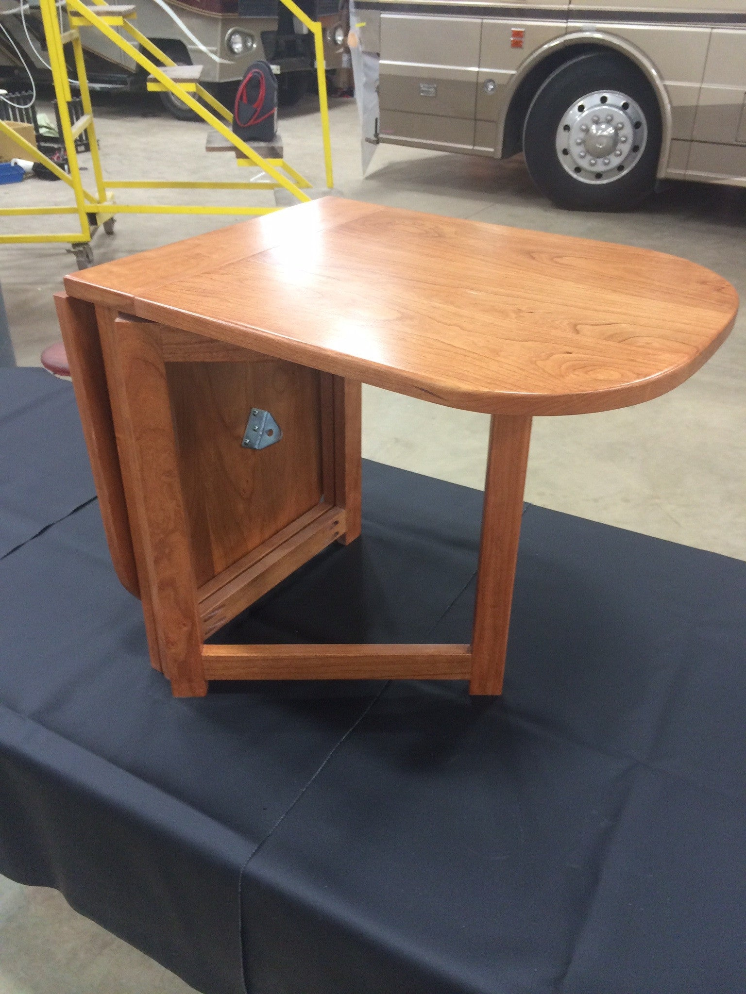 Folding Coffee Table Master Tech Rv