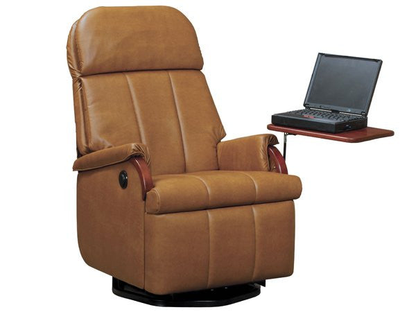 Lambright Lazy Relax R Full Swivel Wall Hugger Recliner