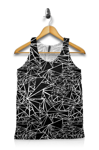 Shatter - Unisex Tank Top