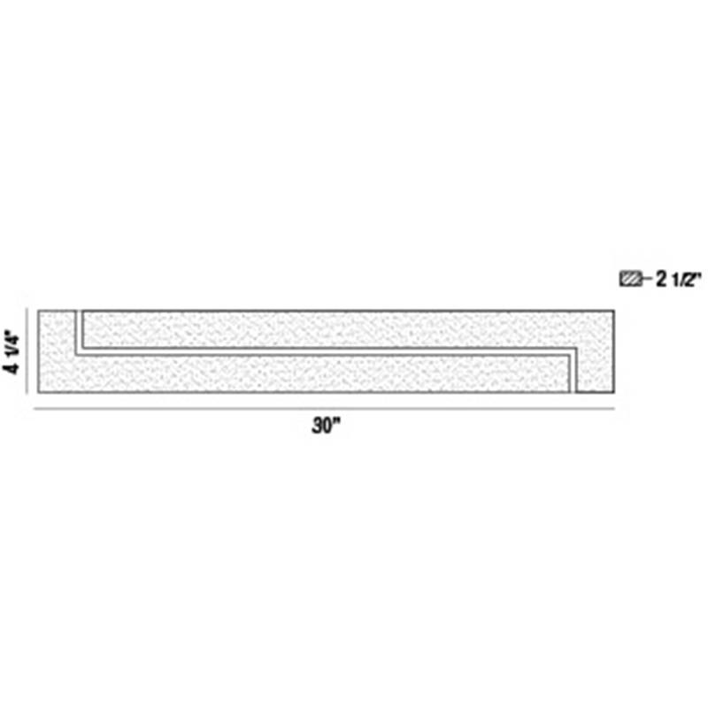Santi Large LED Wall Sconce Specifications