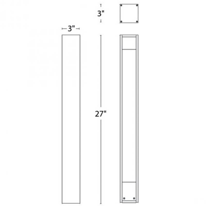 Gate LED Path Light Specifications