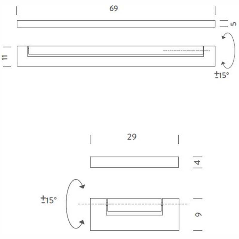 Ara Wall Sconce Specifications