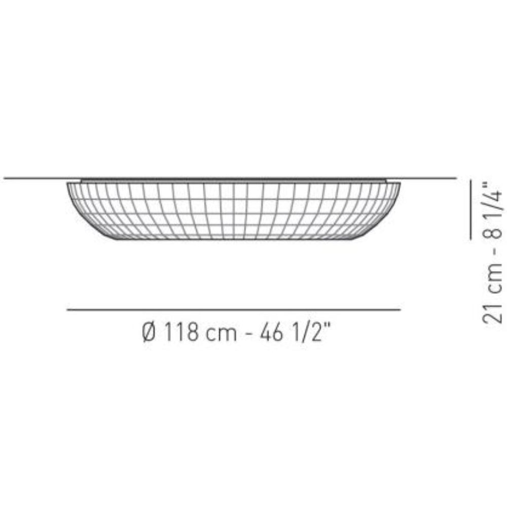 Bell Large Ceiling Light Specifications