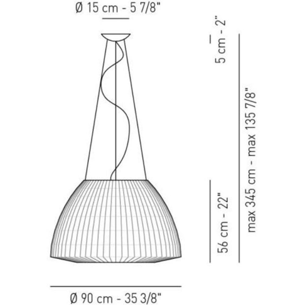 Bell Large Suspension Specifications