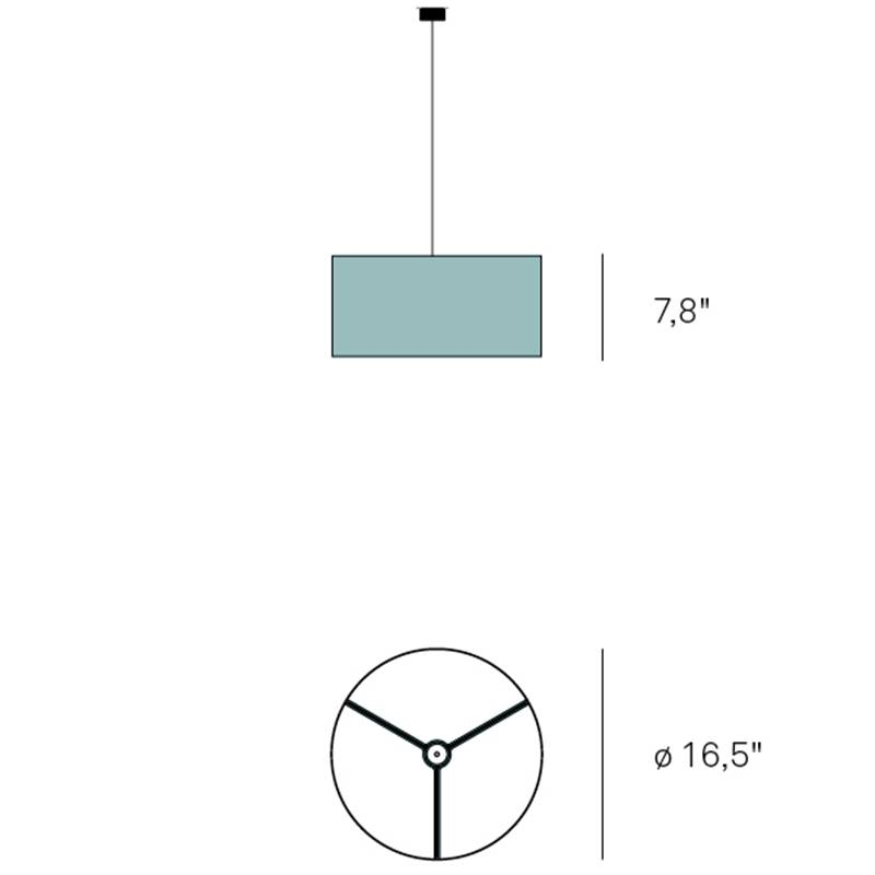 Gea Small Pendant Specifications
