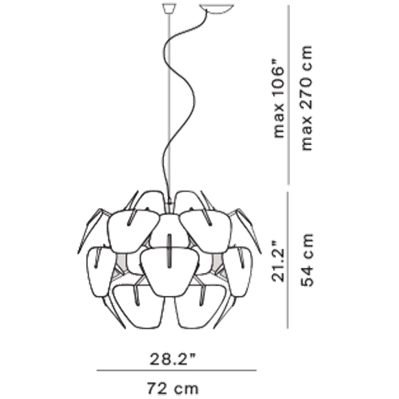 Hope D66/18 Pendant Specifications