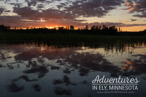 Adventures in Ely, Minnesota by Jennifer Ditterich Designs