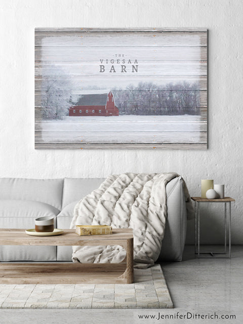 Christmas Gift Idea for Farmers by Jennifer Ditterich Designs