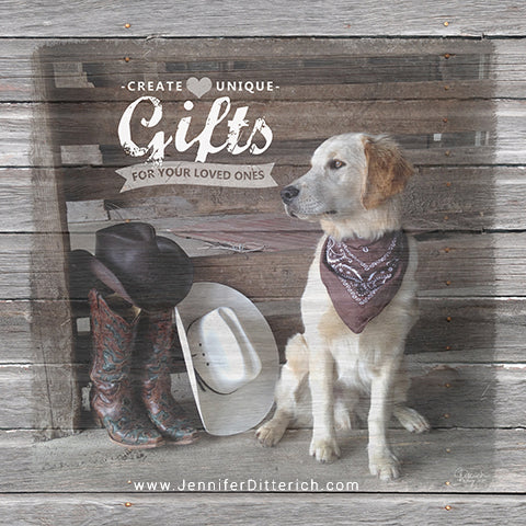 Create Unique Gifts from Your Photos by Jennifer Ditterich