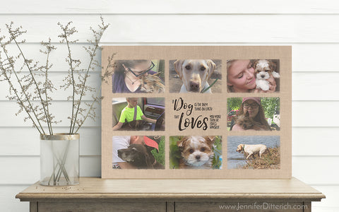 Gift Ideas for Dog Lovers by Jennifer Ditterich Designs