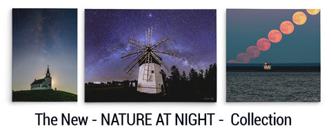 Nature at Night Collection