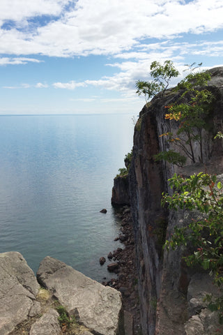Palisade Head Lake Superior