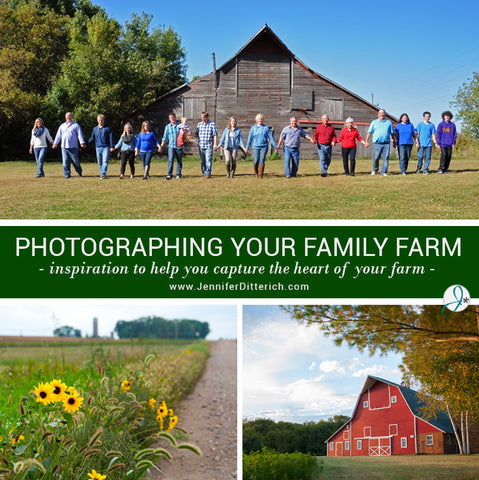 Photographing Your Family Farm