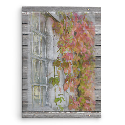 Autumn Farmhouse Print