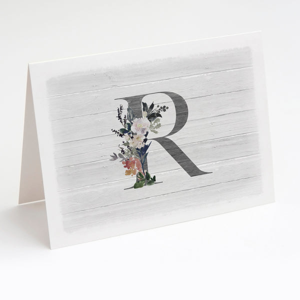 Monogram Note Card Set