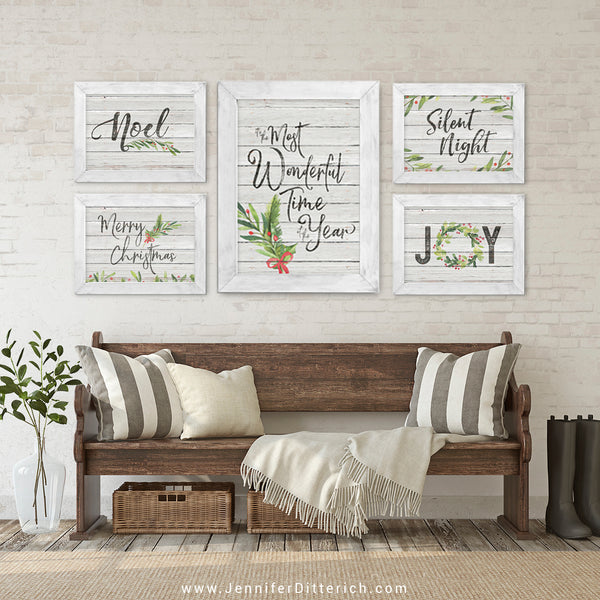 We Believe Christmas Printable