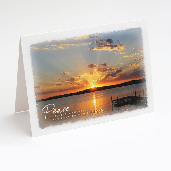 Peace Note Cards