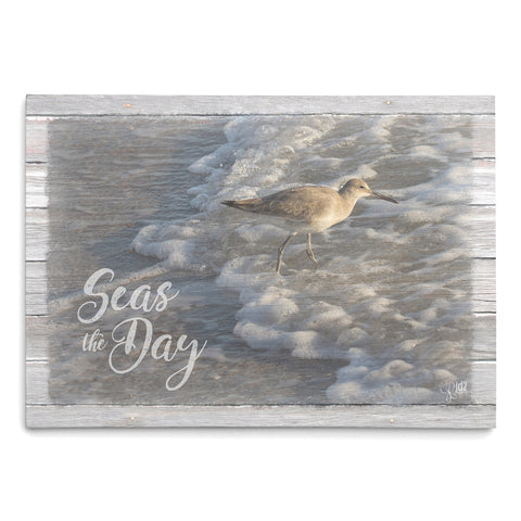 Seas the Day - Beach Print