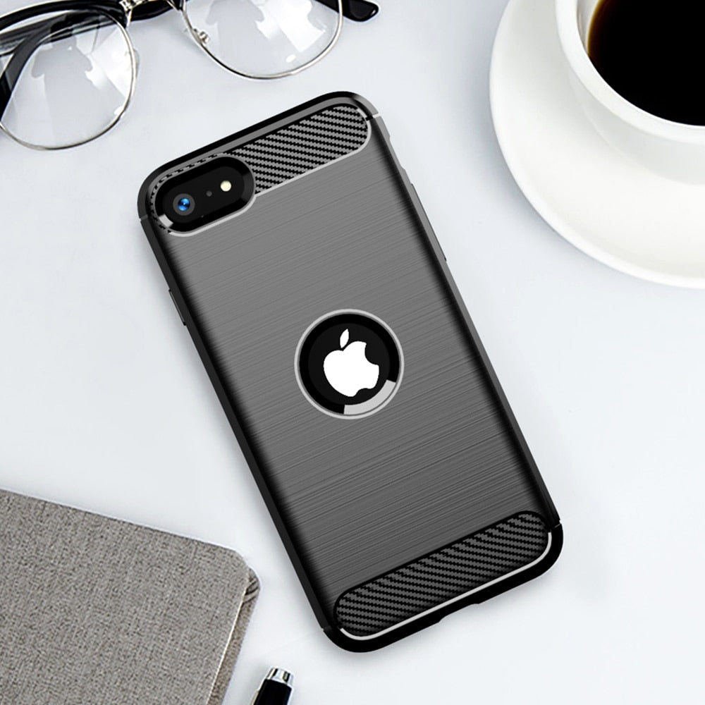 Sturdy Industrial Style Case for iPhone 13 mini