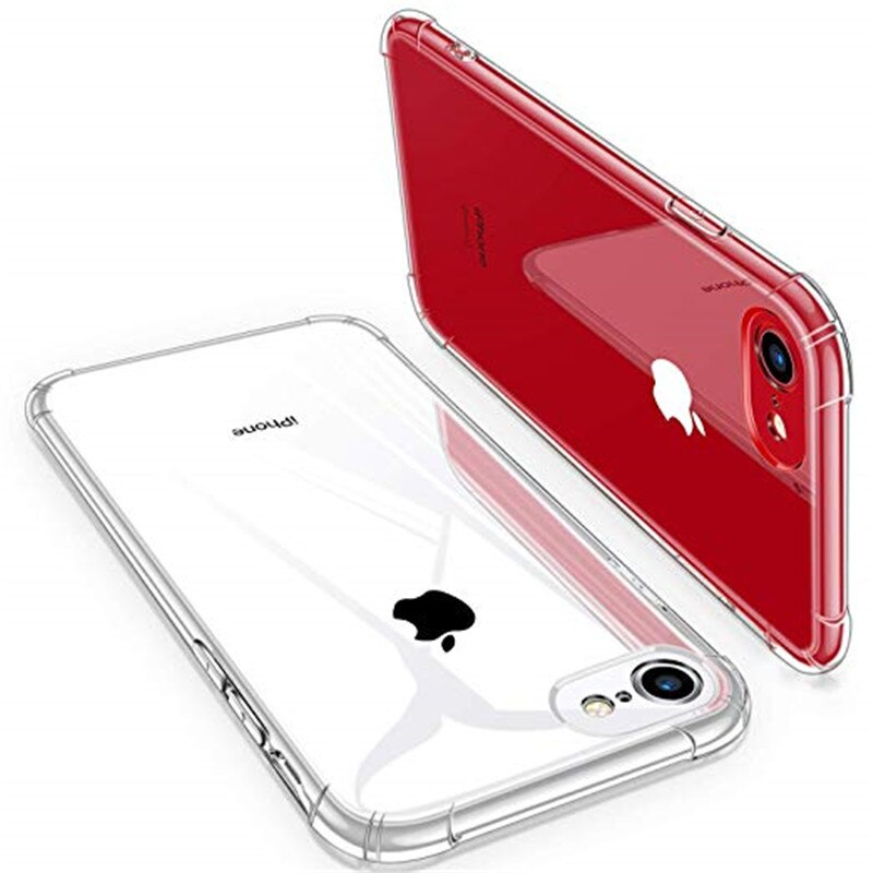 Clear Shockproof Case for iPhone 13 mini