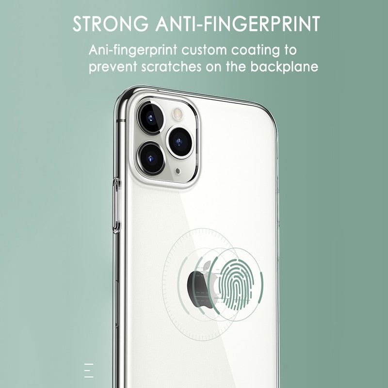 Ultra-Thin Clear Case for iPhone 13 mini