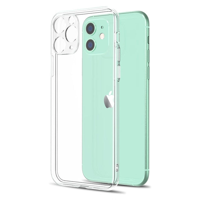 Ultra Thin Clear Case for iPhone 13